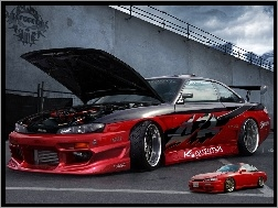 Nissan 200SX, Tuning